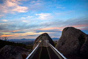 Granite Skywalk, Castle Rock - Porongurup National Park