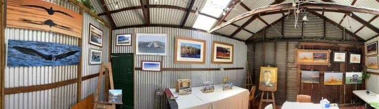 Art Gallery at the Porongurup Inn