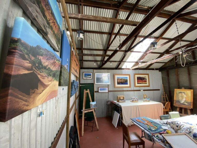 Porongurup Inn Art Gallery