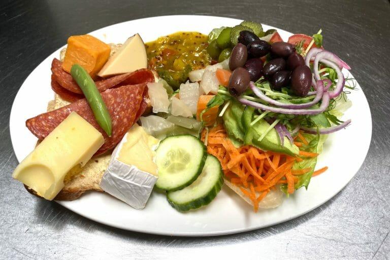 Porongurup Inn Ploughmans Lunch