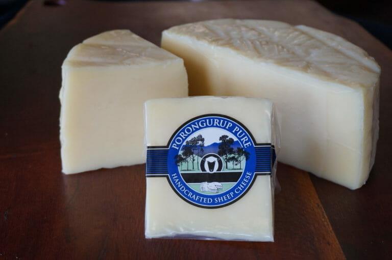 Porongurup Pure - Manchego Cheese