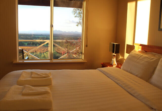 The Sleeping Lady Private Retreat with views to the Stirling Ranges
