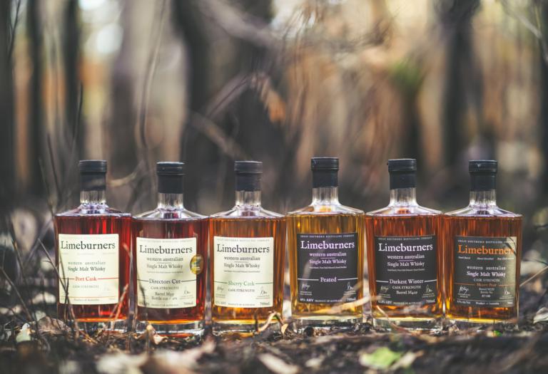 Limeburners Single Malt Whisky